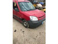 Citroen Berlingo 1.6 hdi ( breaking full vehicle for parts)