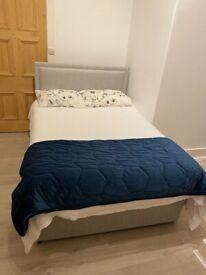 Sweet Dreams Double Divan Biscayne Bed