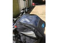 Motorcycle luggage. Oxford 1. Tank Bag and Tail bag.