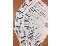 Weekend Parklife Tickets x2