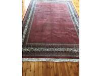Handmade wool rug 200x300 SAROUGH MIR
