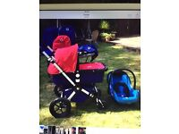 Buggabo Camelion Travel system (top of the range)