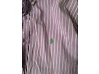 Various men's designer clothing