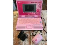 Power xtra laptop in pink by vtech