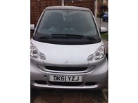 Smart car fortwo passion *LOW MILEAGE*