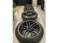 "Audi R8 wheels OEM 19"""