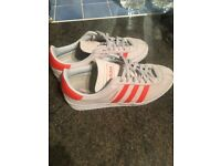 Woman Adidas Trainers , size 5