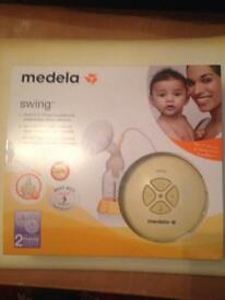 Brand new medela swing
