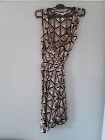 Diane Von Frustenberg wrap dress
