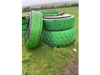 Free. Old Lorry Tyres