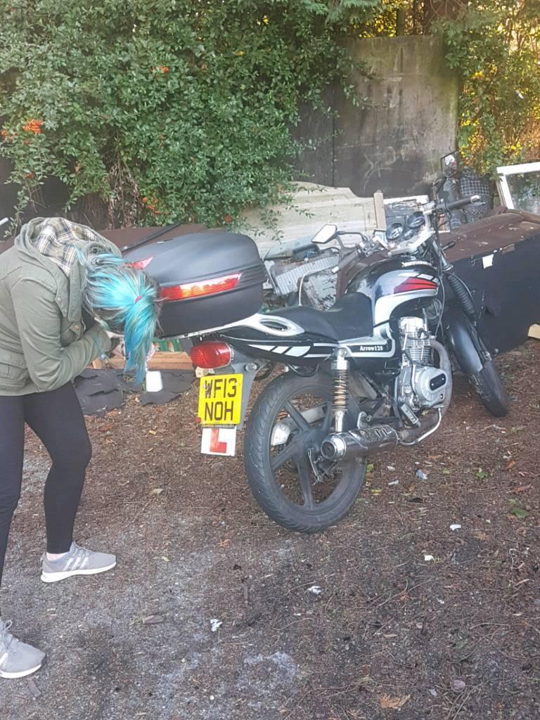 Leximoto Arrow Low Mileage Good Learner Bike In Southampton