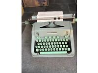 Job lot of typewriters