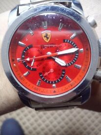 FERRARI WATCH (£80 ONO)