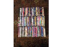 Job lot of 97 DVD's for sale