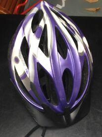 Kids Trek bike helmet size 49-57cms