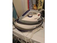 Hoover steam generator iron with Steam brush