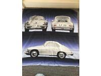 Porsche Design 356 ladies scarf