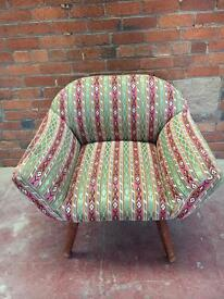 Upholstered Occasional Chair - CAN DELIVER