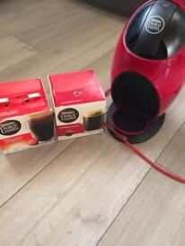 Coffee maker dolce gusto