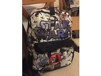 Star Wars Rogue One Ruck sack Brand New