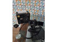 Nikon Coolpix 700 camera.