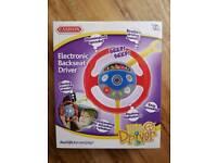 Casdon Electronic Backseat Driver Steering Wheel Kids Toy