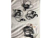 Radio earpieces