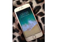 iPhone 6s rose gold 16gb unlocked