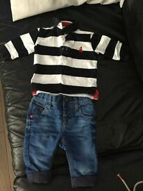 Boys 3-6 months baby clothes