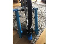 Tacx Blue Matic cycling turbo trainer