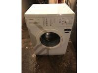 New Model Bosch Classixx 1200 Express Washing Machine with 4 Month Warranty