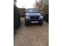 Daihatsu terios tracker, 5 door hatchback. £1700