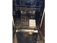 FULL SIZE DISHWASHER GENUINELY HARDLY USED PERFECT CONDITION WITH INSTRUCTION MANUEL