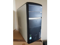 Packard Bell PC tower VVGC Windows 10, Intel Pentium E2220 2x 2.4Ghz, 500GB HDD, Nvidia Geforce 7050
