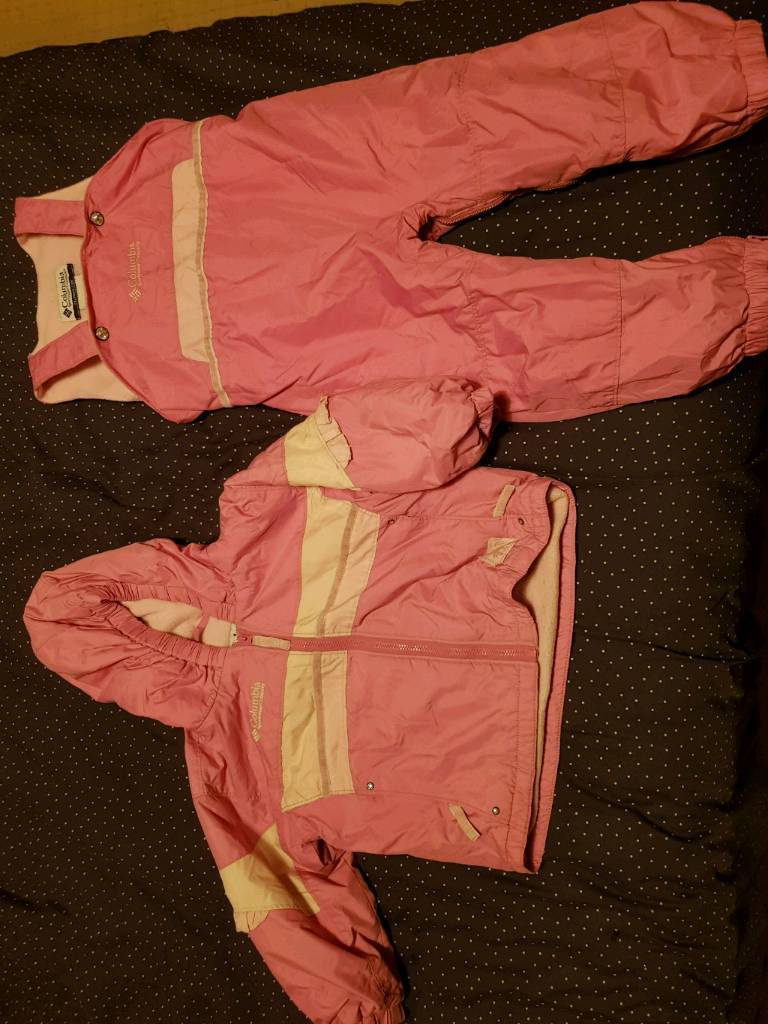 Baby Winter Cold Weather Suit