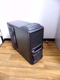 Custom built high end Gaming Computer PC (3.8GHz Quad Core, 10GB RAM, R9 280X Graphics)