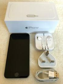 iPhone 6 - Space Grey 16gb - Immaculate