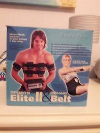 Body Tek Elite 2 Toner & Belt