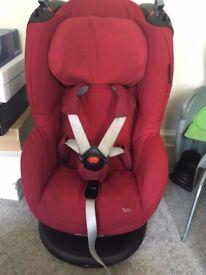 Maxi Cosi Tobi Group 1 car seat - excellent condition