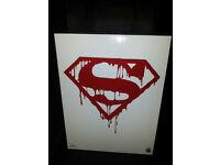 DCUC Signature Series Death of Superman Doomsday
