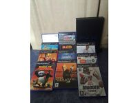 Play Station 2 + several games