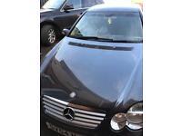 Mercedes c180 face lift model