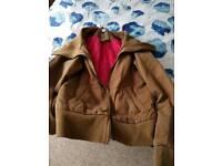Ladies animal jacket