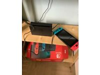 Fabulous condition As New Nintendo Switch Neon