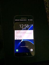 Black Samsung Galaxy s7 32GB