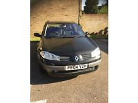 Renault Megane 1.4 2004 Panoramic roof Good spec