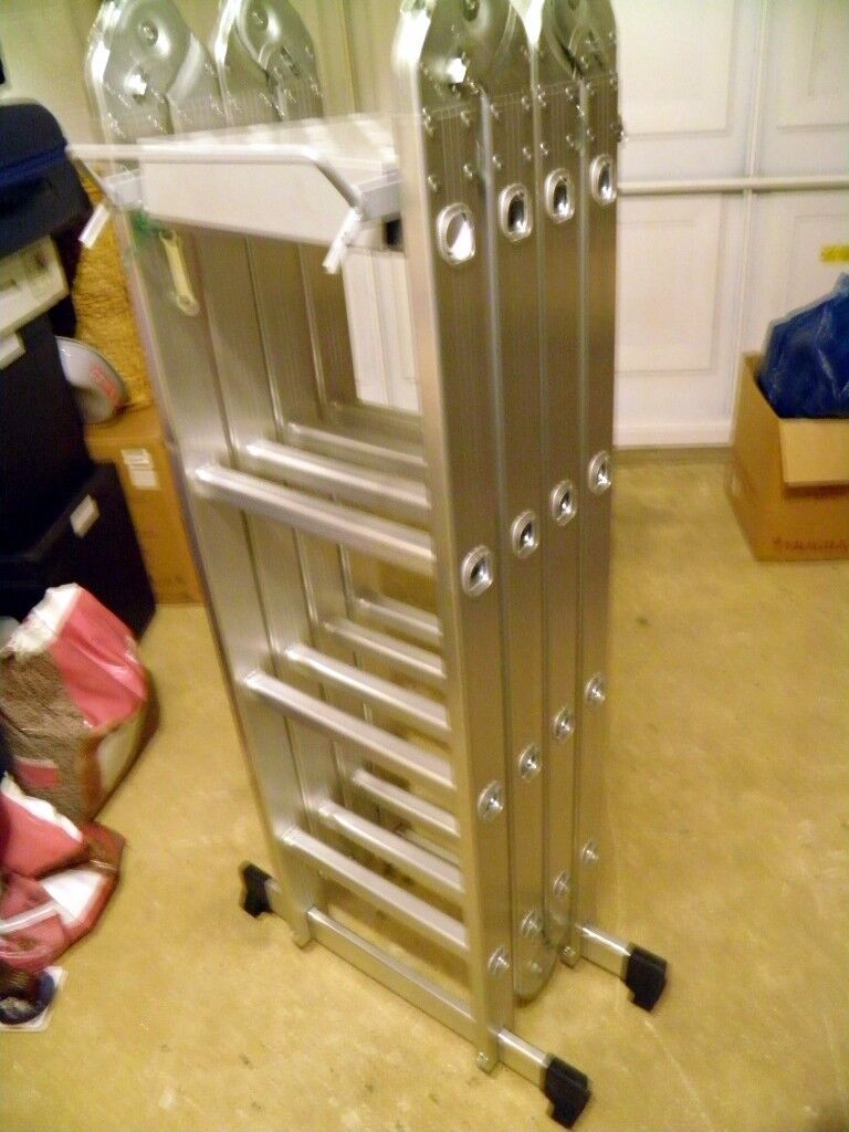 Multi Purpose Aluminium Ladder