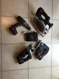 Bosch cordless power tools