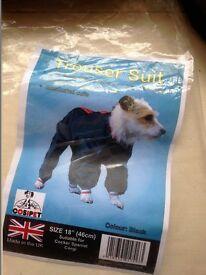 Cosipet Trouser Suit Size 18 inch/ 46 cm BNIB