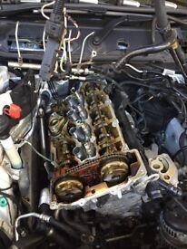 BMW and mini timing chain repair/replacment